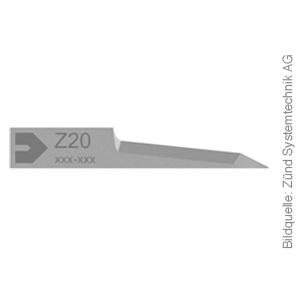 Original ZÜND Oszilliermesser Typ Z20