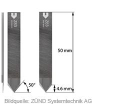Original ZÜND Ziehmesser Z83