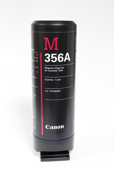 UVgel 356A Ink Magenta 1L