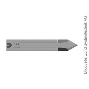 Original ZÜND Schneidmesser Typ Z44