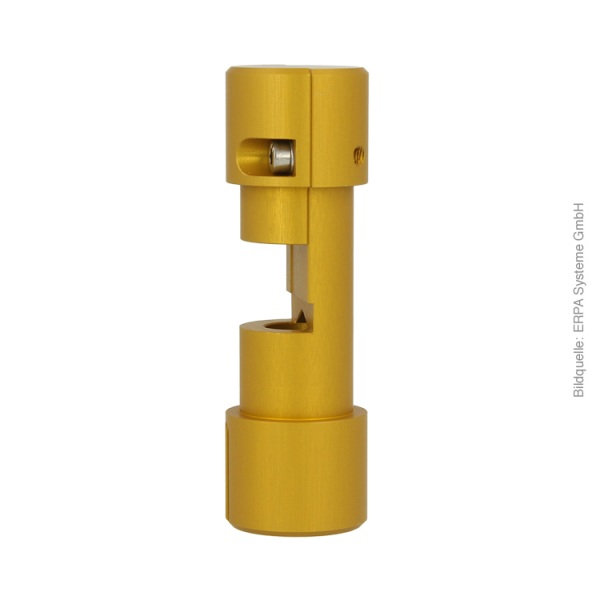 Original ZÜND Messerhalter Typ 3 (gelb)