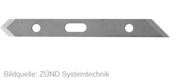 Original ZÜND Messer/Klinge Typ 2