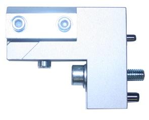 Messerhalter 16 mm V-Cut für HM-Klinge