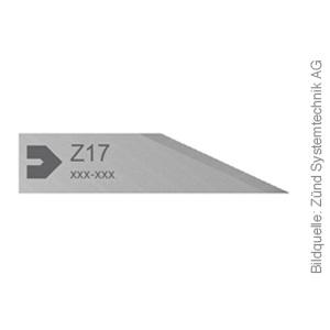 Original ZÜND Oszilliermesser Typ Z17