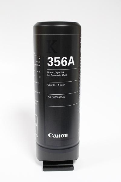 UVgel 356A Ink Black 1L