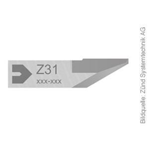 Original ZÜND Passepartout-Messer Typ Z31