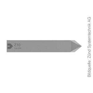 Original ZÜND Ziehmesser Typ Z10