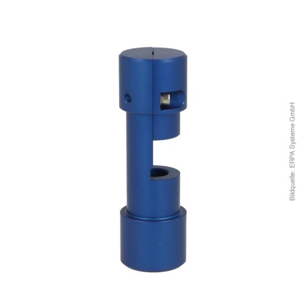 Messerhalter Typ 2 (blau)