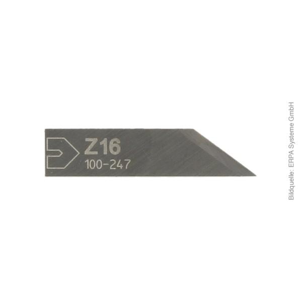 Original ZÜND Oszilliermesser Typ Z16